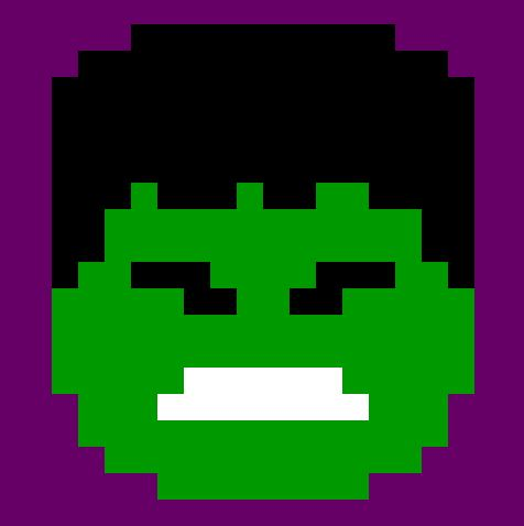 Hulk Pixel
